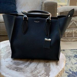 Michael Kors Collection Large Zippered Tote
